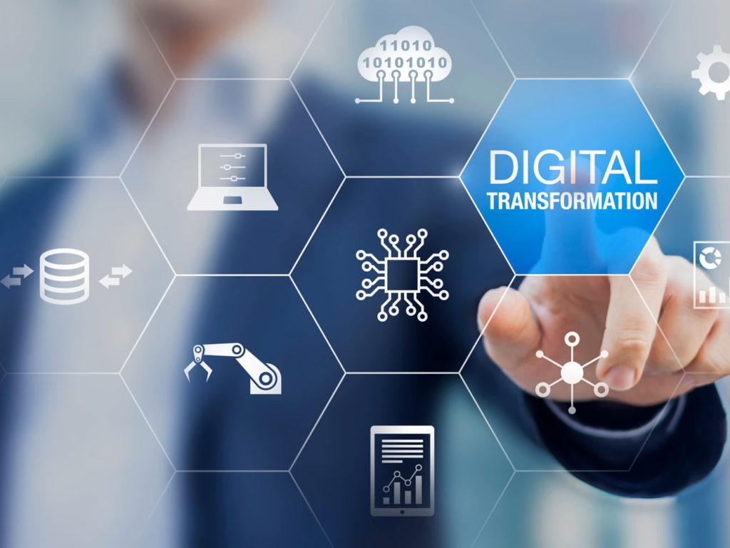 Vad är digital transformation?